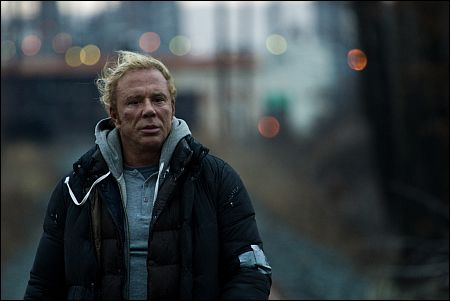 Mickey Rourke in The Wrestler by Darren Aronofsky Foto frenetic films