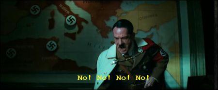 Inglourious Basterds Hitler ST