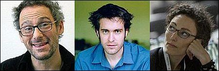 Jury Basler Filmpreis 2009 Levy Nufer Werenfels