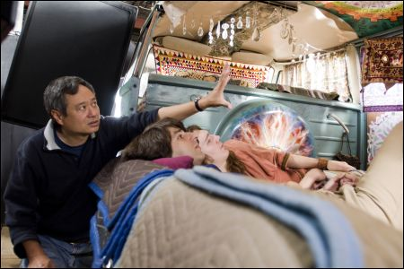 Ang Lee dreht 'Taking Woodstock' © Ascot-Elite Schweiz