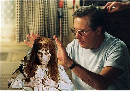 William Friedkin Exorcising