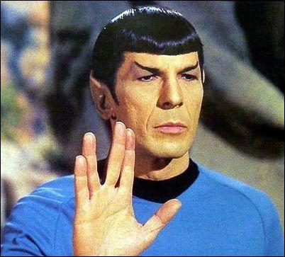 """Live long and prosper!"""