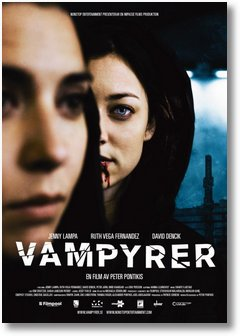 Vampyrer - Not Like Others Poster