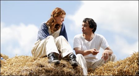 Zuzana Bydzovska, Pavel Liska in 'Country Teacher' © frenetic films