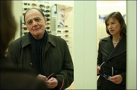 Bruno Ganz und Corinna Harfouch in 'Giulias Verschwinden'