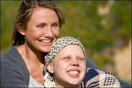 Cameron Diaz Sofia Vassilieva in: My Sister's Keeper