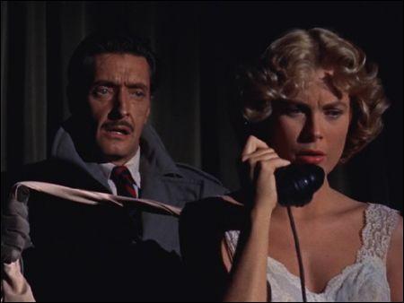 Grace Kelly in Gefahr in 'Dial M for Murder'
