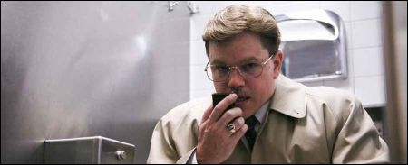 Matt Damon ist 'The Informant' © Warner Bros