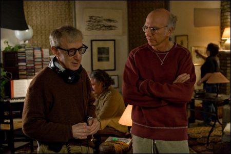Woody Allen mit seinem Alter Ego Larry David © frenetic