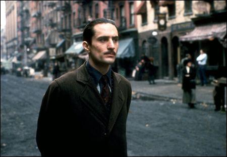 Robert De Niro in 'The Godfather Part II'
