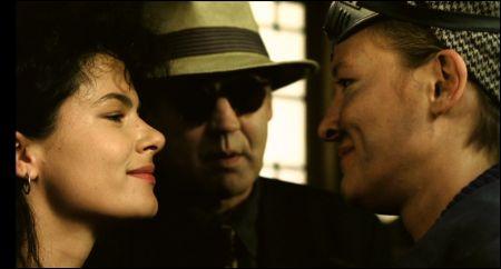 Barbara Auer, Bruno Ganz, Suzanne von Borsody in: 'Brandnacht' ©Warner HV