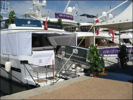 Cannes Hafen 05