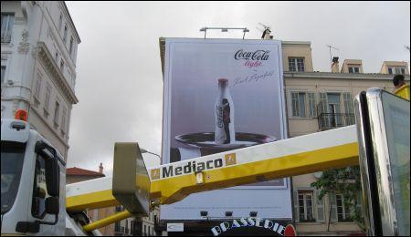 Lagerfeld Coke Pano
