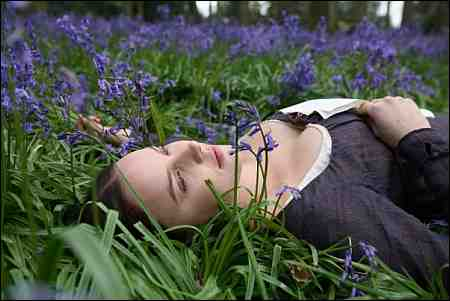 Abbie Cornish in 'Bright Star' von Jane Campion