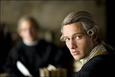 Alexander Fehling in 'Goethe!' von Philipp Stölzl ©Warner Bros