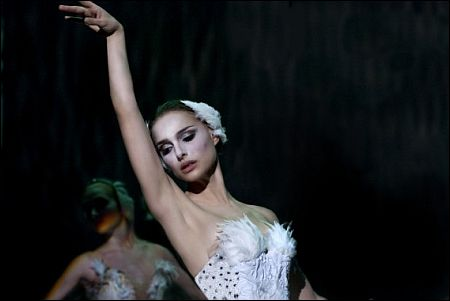 Natalie Portman in 'Black Swan' ©Fox