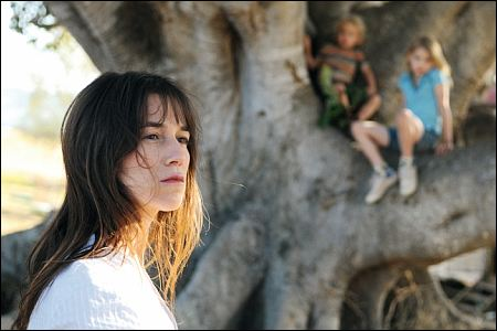 Charlotte Gainsbourg in 'The Tree' von Julie Bertuccelli ©filmcoopi
