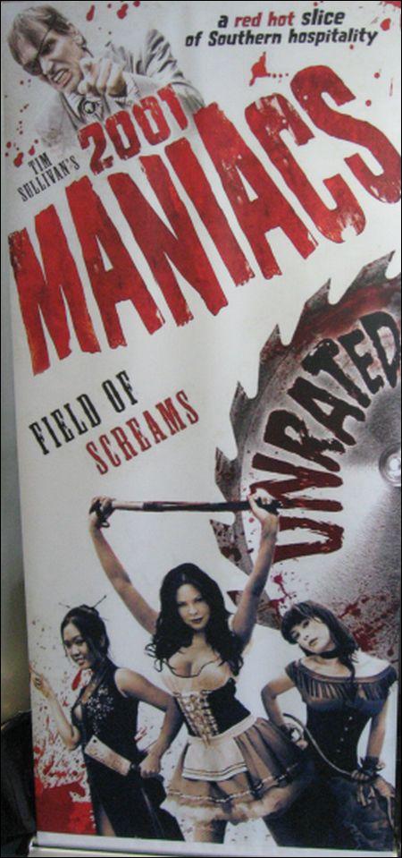 20 Maniacs