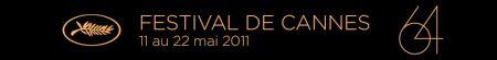 Trennbalken Filmfestival Cannes 2011