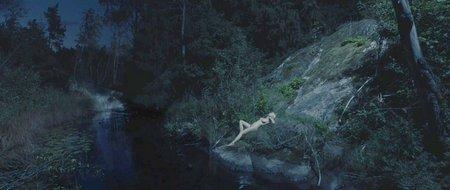 Kirsten Dunst als Justine in Lars von Triers 'Melancholia'