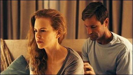 Nicole Kidman, Aaron Eckhart in 'Rabbit Hole' ©filmcoopi