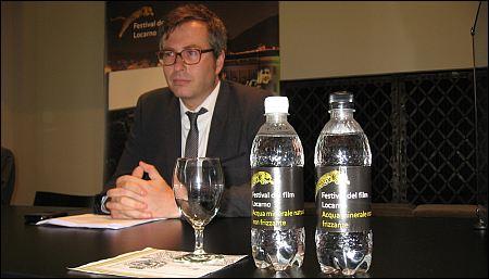 Olivier Père kann Marco Müller das Wasser reichen. Frizzante und Non Frizzante. ©sennhauser