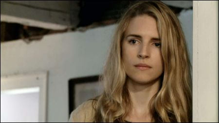 Brit Marling in 'Another Earth'
