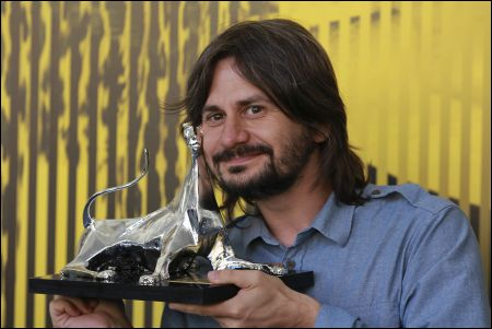 Regiepreis für Adrian Sitaru ©Festival/Vanetti