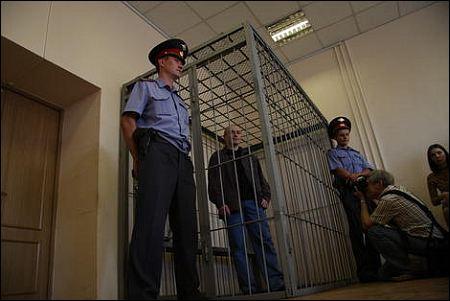 'Khodorkovsky' von Cyril Tuschi ©pathé films