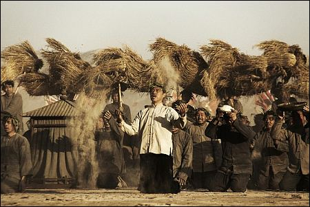 'Bai lu yuan' (White Deer Plain) von Wang Quan'an