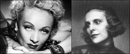 Marlene Deitrich und Leni Riefenstahl: Selfmadewomen