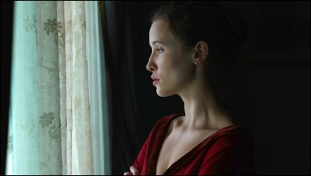 Peri Baumeister als Grete Trakl in 'Tabu' ©Patrick Müller