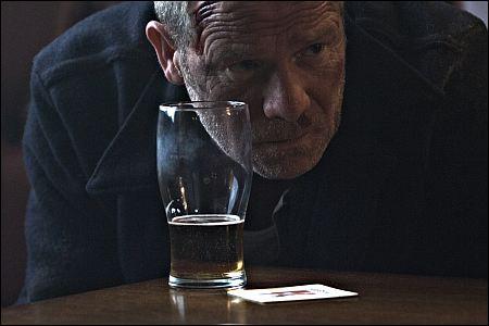 Peter Mullan in Paddy Considines 'Tyrannosaur' ©cineworx