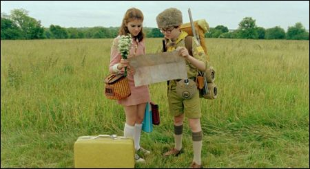 Romeo und Julia - Wes Anderson Style