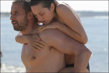 Matthias Schoenaerts und Marion Cotillard