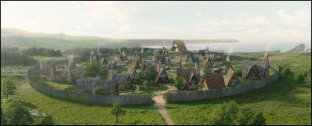 Das Dorf der Gallier ©frenetic