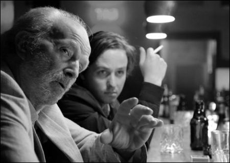 MIchael Gwisdek und Tom Schilling in 'Oh Boy' ©filmcoopi
