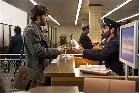 """""""Gegen diesen Bon erhalten sie ihren Oscar!""""  Ben Affleck in 'Argo'"""