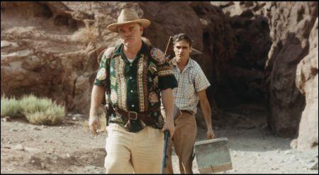 'The Master' Lancaster Dodd (Philip Seymour Hoffman), Freddie (Joaquin Pheonix)