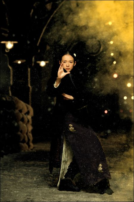Zhang Ziyi in 'The Grandmaster' ©2011 Block 2 Productions Ltd