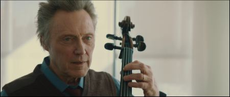 Christopher Walken in 'A Late Quartet' ©pathéfilms