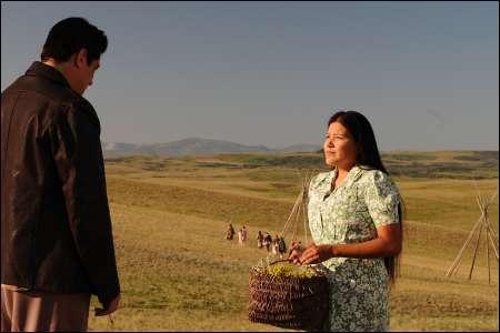 Benicio del Toro und Misty Upham