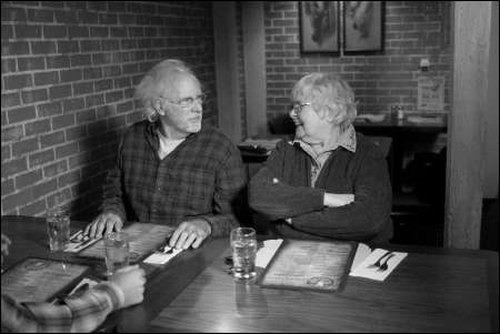 Bruce Dern und June Squibb in 'Nebraska' © Ascot-Elite