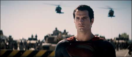 'Man of Steel' © 2013 Warner Bros