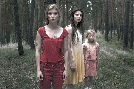 Maike Jüttendonk, Sabine Krause, Alina Sophia Wiegert