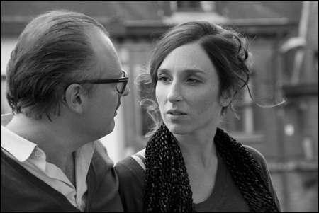 Frédéric Fonteyne und Anne Paulicevich ©fiff