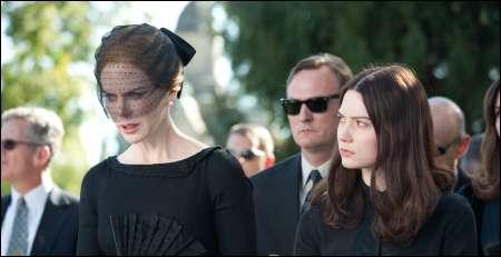 Nicole Kidman im Eröffnungsfilm 'Stoker' von Park Chan-wook