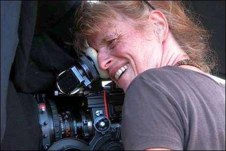 Regisseurin Claire Simon