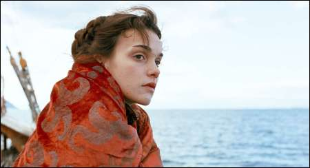 Camille Rutherford als Mary Stuart © pathé