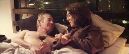 Paulina García und Sergio Hernández in 'Gloria' © filmcoopi